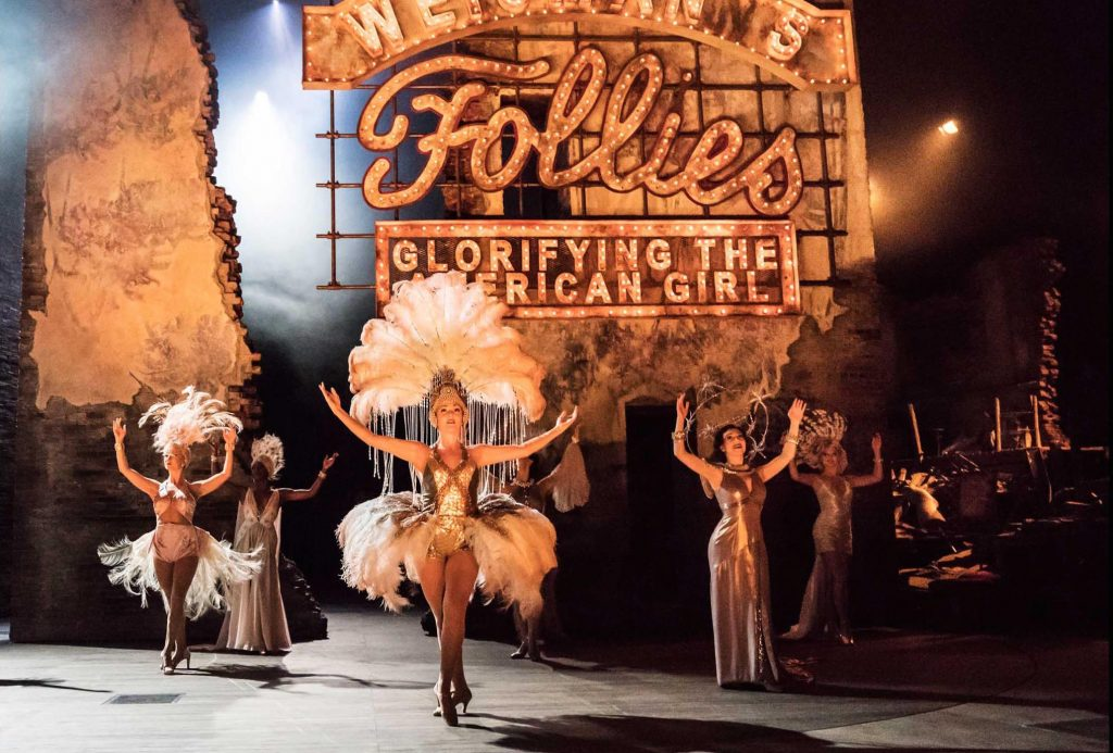 Follies at the National Theatre reviewed by Paul Seven Lewis of One Minute Theatre Reviews