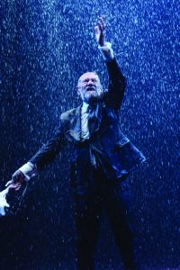 Ian McKellen as King Lear at Chichester Festival Theatre.