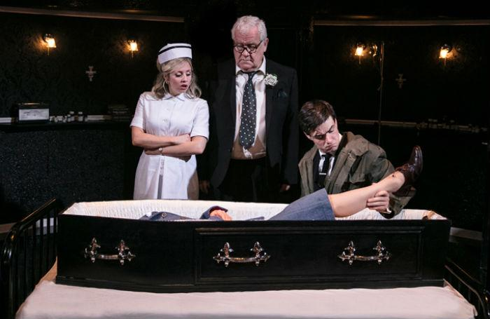 Joe Orton's Loot reviewed by Paul Seven Lewis of One Minute Theatre Reviews