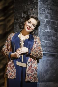 Sheridan Smith in Funny Girl at the Savoy Theatre.