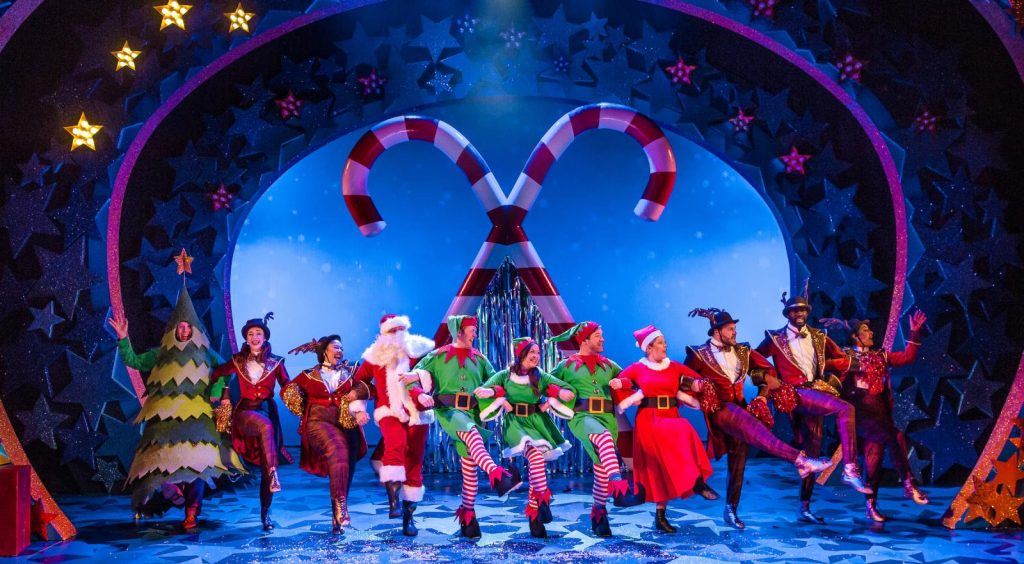 Scene from Nativity! The Musical