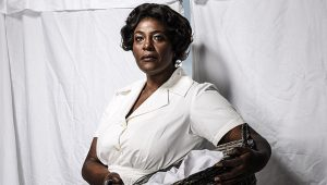 Promotional image of Sharon D Clarke in Caroline, Or Change at Hampstead Theatre