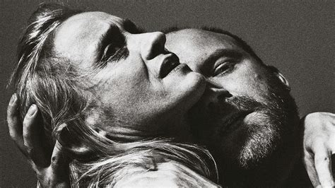 Promotional image of Rory Kinnear and Anne-Marie Duff in Macbeth at National Theatre London
