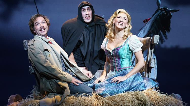 Mel Brooks' Young Frankenstein at The Garrick London - review