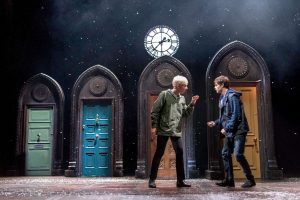 Production photo of the stage play Harry Potter And The Cursed Child by JK Rowling, Jack Thorne and John Tiffany