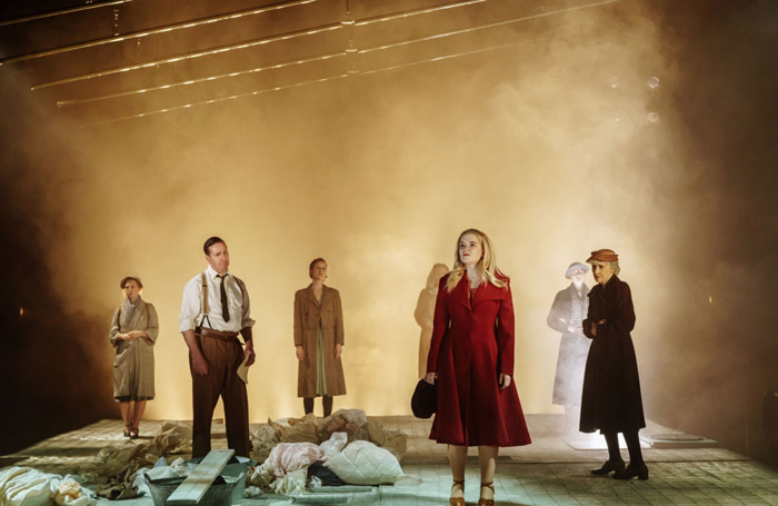 The Shadow Factory by Howard Brenton at Nuffield Theatre Southampton - review