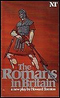 Cover of National Theatre's The Romans In Britain programme