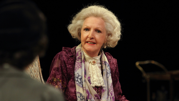 Penelope Keith in The Chalk Garden at Chichester Festival Theatre