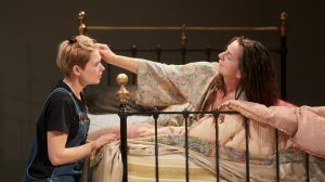 Sian Brooke & Liza Sadovy in I'm Not Running