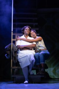 Sharon D Clarke & Abiona Omonua in Caroline, Or Change