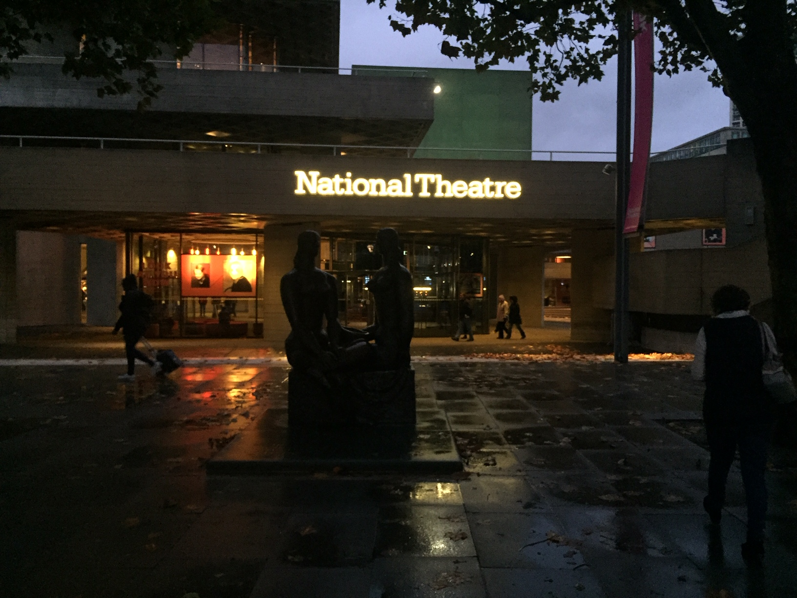 National Theatre in London - an insider guide