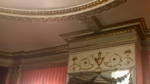 Photo of interior of the Noel Coward Theatre in London