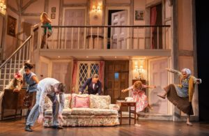 Noises Off by Michael Frayn at The Garrick Theatre 2019