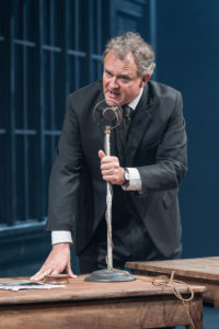 Photo of Hugh Bonneville in An Enemy Of The People at Vhichester Festical Theatre 2016
