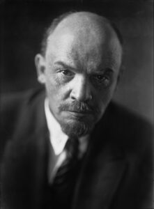 Photo of Vladimir Lenin
