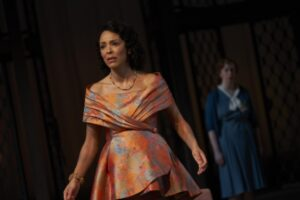 Production photo of Kemi-Bo Jacobs in The Winter's Tale