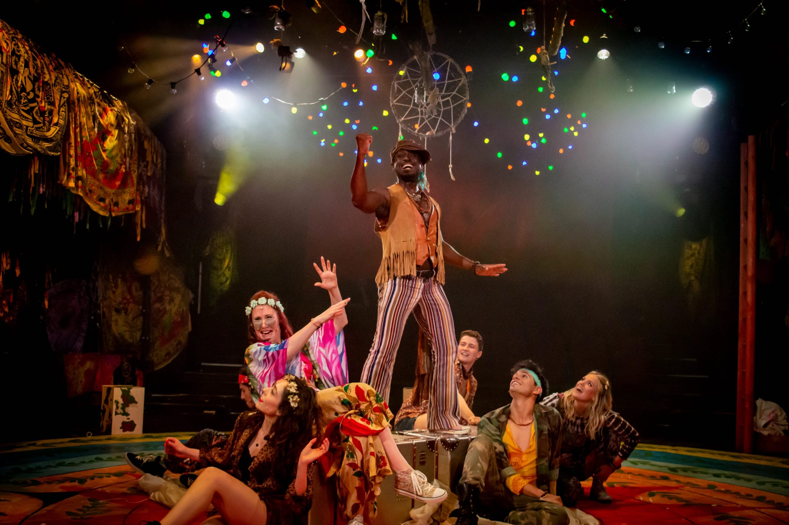 Stephen Schwartz's Pippin at Charing Cross Theatre - review